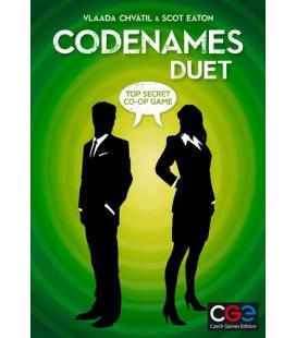 کدنیمز 2 نفره (Codenames Duet)