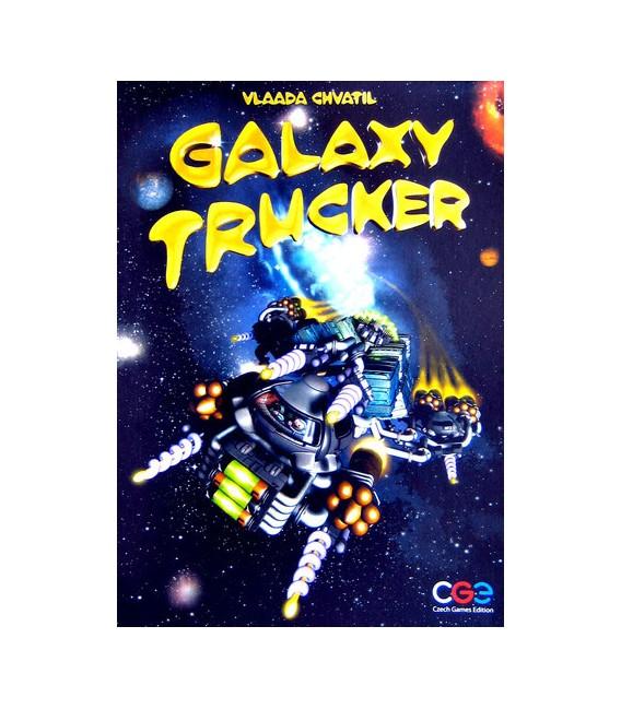 راننده کهکشان (Galaxy Trucker)