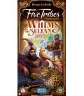 پنج قبیله توسعه سلطان (Five Tribes: Whims of the Sultan)