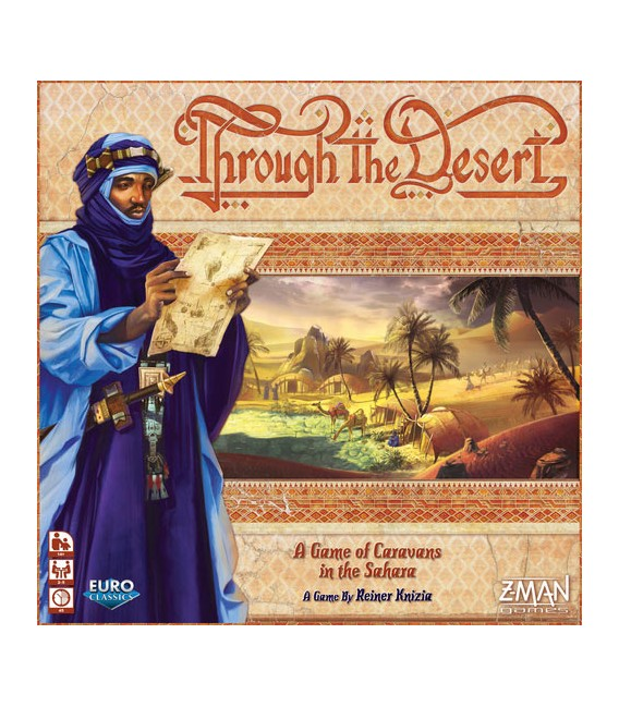 در میان کویر (Through the Desert)