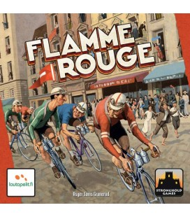 شعله سرخ (Flamme Rouge)