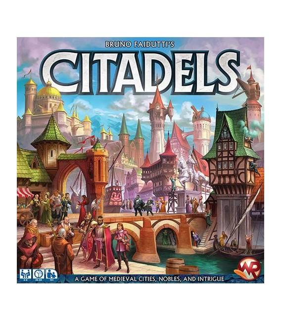 سیتادلز (Citadels)