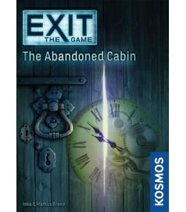 خروج: اتاقک متروک (Exit: The Game The Abandoned Cabin)