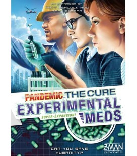 پندمیک : درمان (Pandemic: The Cure Experimental Meds)