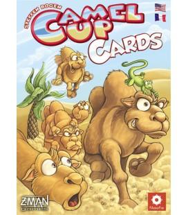 شتر سواری نسخه کارتی (Camel Up Cards)