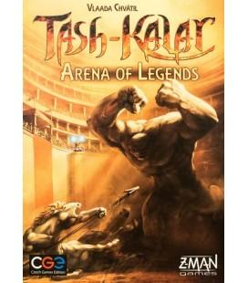 تش کالار (Tash-Kalar: Arena of Legends)