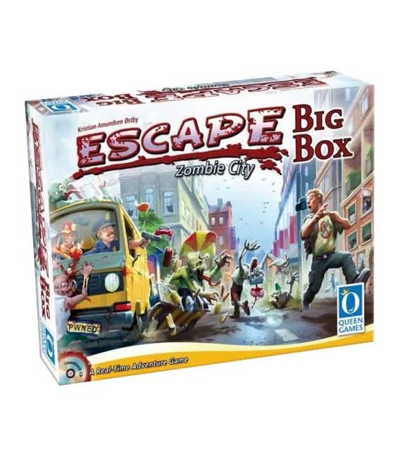 فرار : شهر زامبی ها نسخه جعبه بزرگ (Escape: Zombie City Big Box)