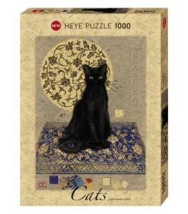 پازل 1000 تکه (Black Cat)