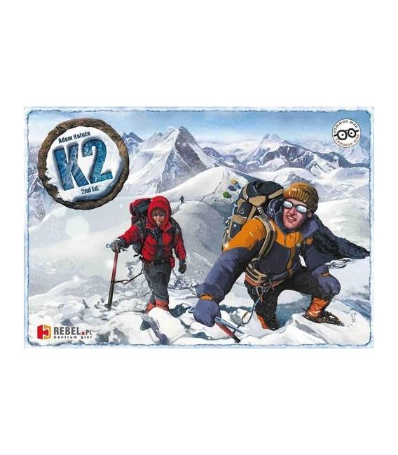 کی ۲ (K2)