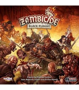 زامبی طاعون سیاه (Zombicide: Black Plague)