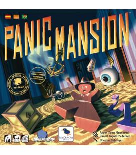 عمارت وحشت (Panic Mansion)