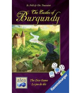 قلعه های برگاندی نسخه تاسی (The Castles of Burgundy: the Dice game)