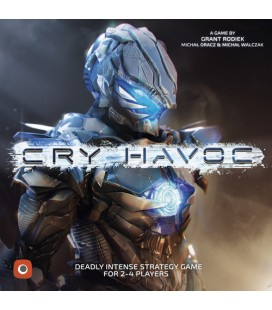 کرای هووک (Cry Havoc)