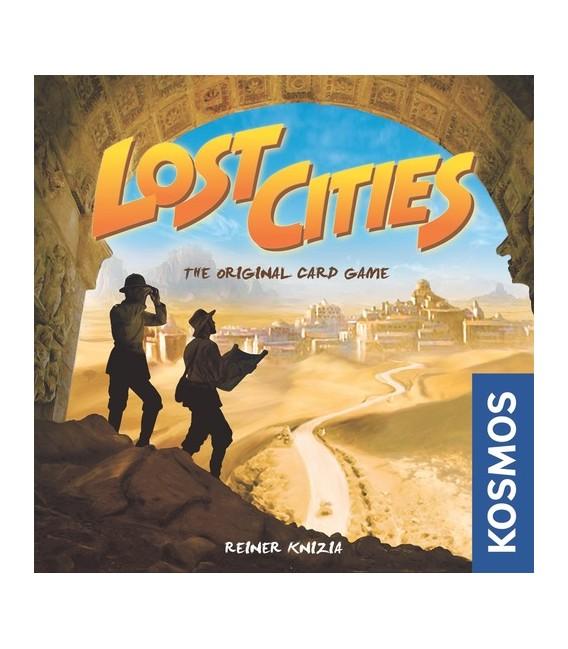 شهرهای گمشده (Lost Cities)