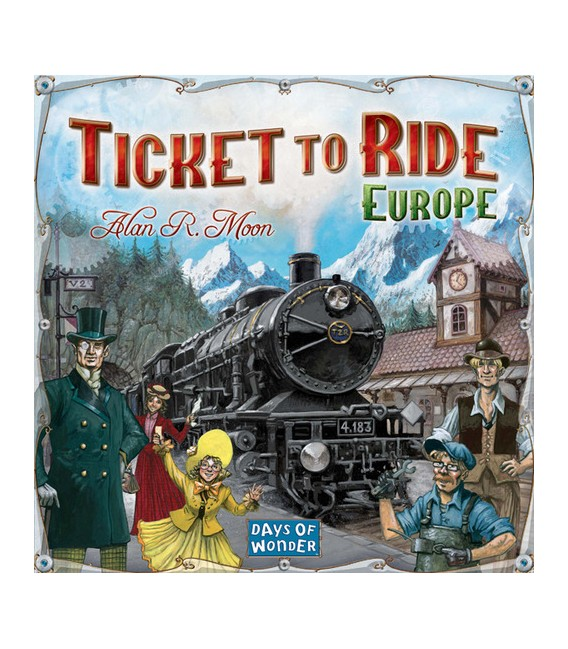 بلیت حرکت (Ticket to Ride)