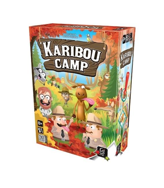 کاریبو کمپ