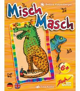 میش مش درهم و برهم ( Misch Masch )