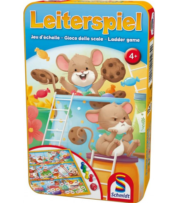 موش و پله (Leiterspiel)