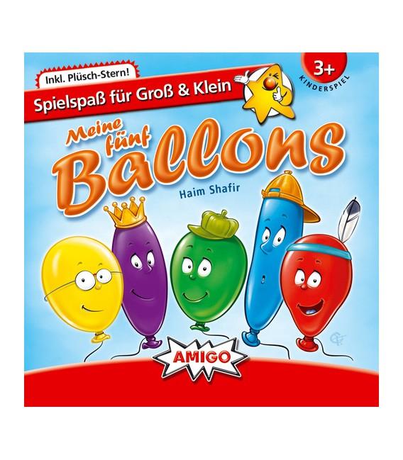 بادکنک ها (Balloons)