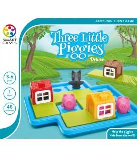 سه بچه خوک کوچولو