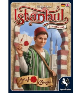 استانبول: نامه های مهر شده (Istanbul: Letters & Seals)