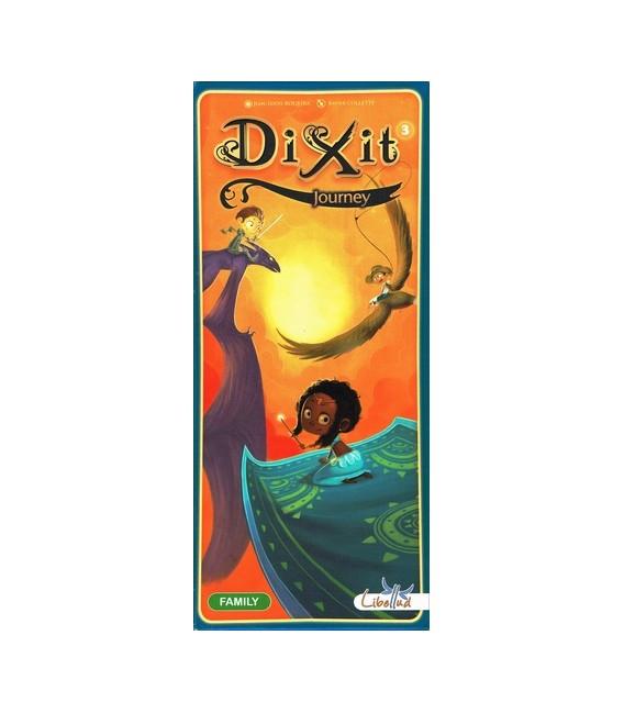 دیکسیت: سفر (Dixit 3: Journey)