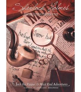شرلوک هلمز نسخه جک ریپر (Sherlock Holmes Consulting Detective: Jack the Ripper & West End Adventures )