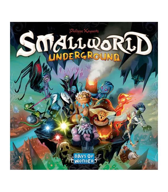 دنیای کوچک: زیرزمین (Small World Underground)