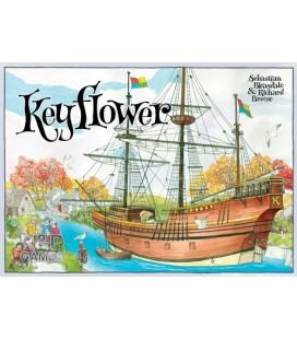 کیفلاور (Keyflower)