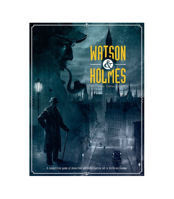 واتسون و هولمز (Watson & Holmes)