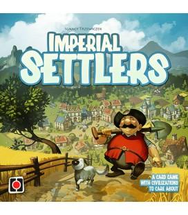 مهاجران امپراطوری (Imperial Settlers)