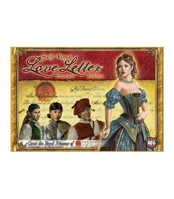نامه عاشقانه نسخه ویژه (Love Letter Premium)