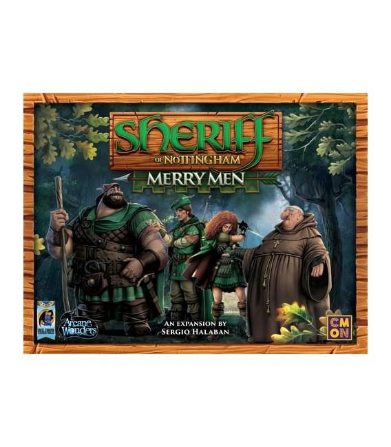 داروغه ناتینگهام: مردان شاد (Sheriff of Nottingham: Merry Men)