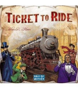بلیت حرکت (Ticket to Ride)