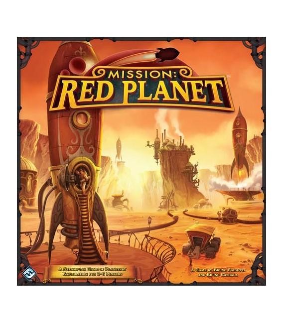ماموریت: سیاره سرخ (Mission: Red Planet)