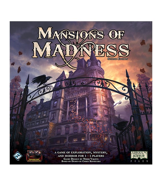 عمارت جنون آمیز (Mansion of Madness)