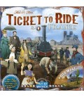 بلیت حرکت: فرانسه و غرب کهن (Ticket to Ride: France & Old West)