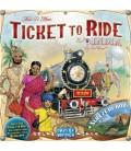 بلیت حرکت: هندوستان (Ticket to Ride: India)