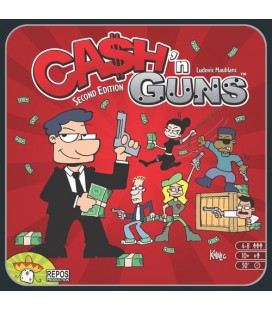 پول و تفنگ (Cash and Guns)