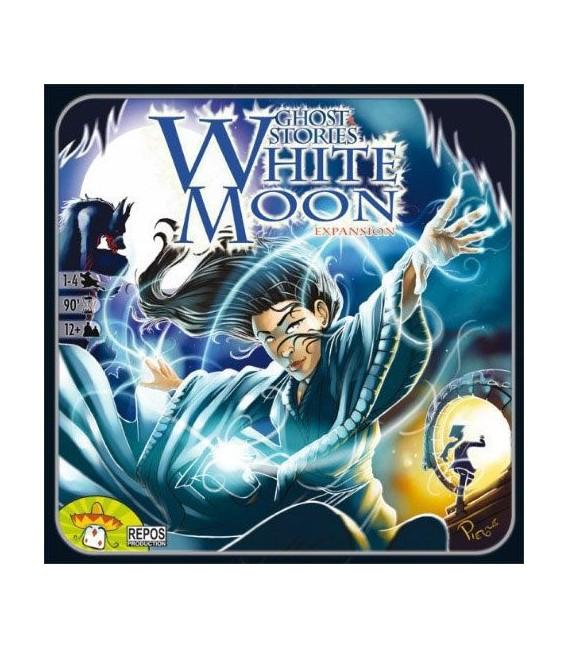 داستان های ارواح : ماه سفید (Ghost Stories: White Moon)