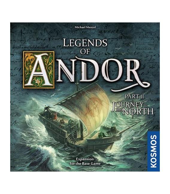 افسانه های اندور: سفر به شمال (Legends of Andor: Journey to the North)