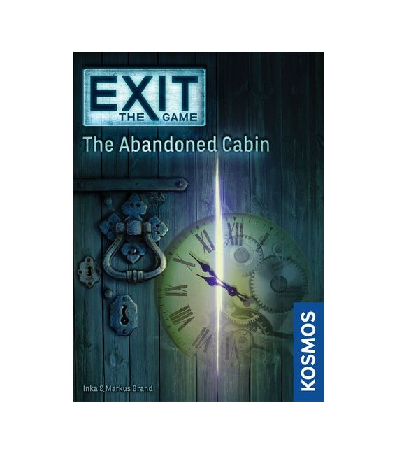 خروج اتاقک متروک (Exit: The Game The Abandoned Cabin)