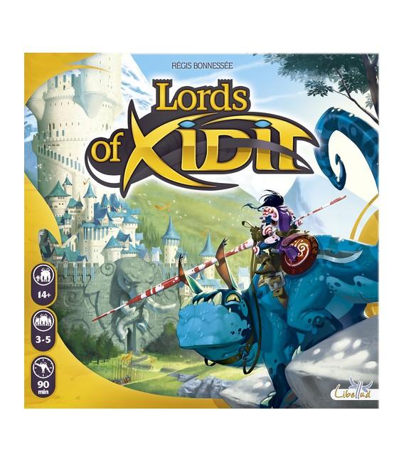 اربابان زیدیت (Lords of Xidit)