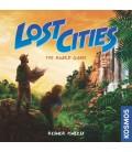 شهرهای گمشده: نسخه رومیزی (Lost Cities: The Board Game)
