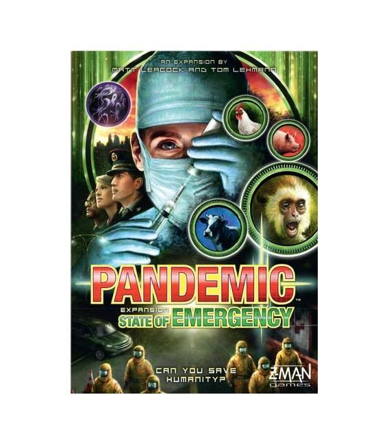 پندمیک : وضعیت اضطراری (Pandemic: State of Emergency)