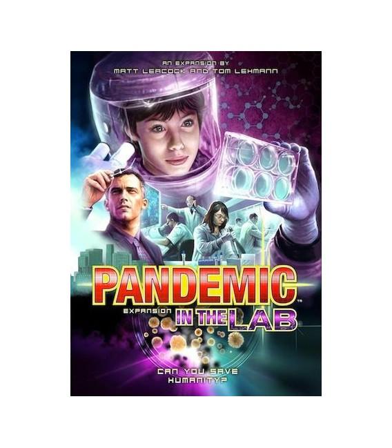 پندمیک : در آزمایشگاه (Pandemic: In the Lab)