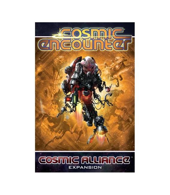 برخورد کیهانی : اتحاد کیهانی (Cosmic Encounter: Cosmic Alliance)