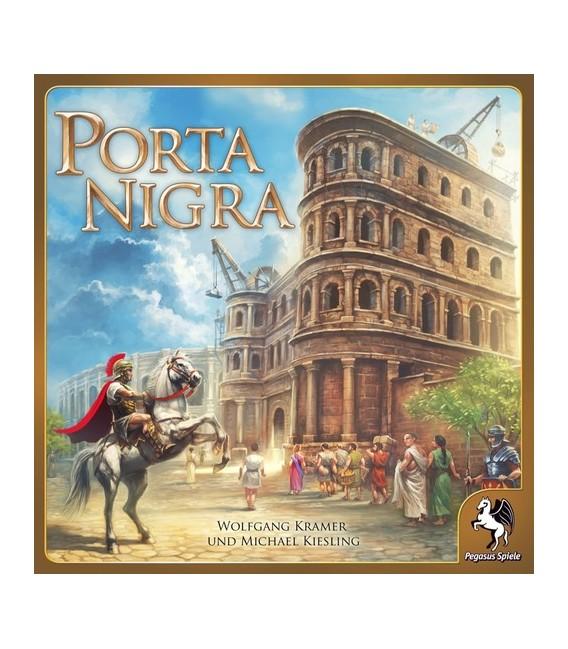 دروازه سیاه (Porta Nigra)