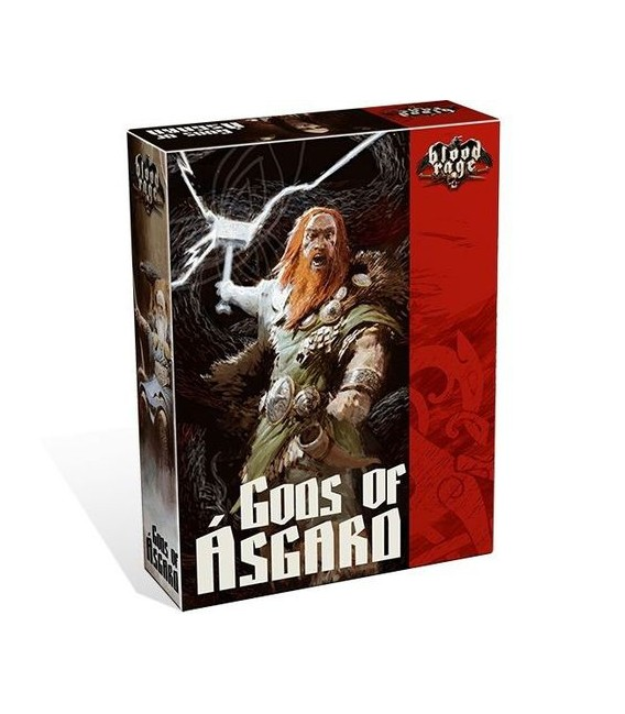 Blood Rage: Gods of Asgard