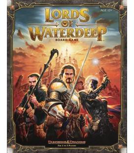 اربابان واتردیپ (Lords of Waterdeep)